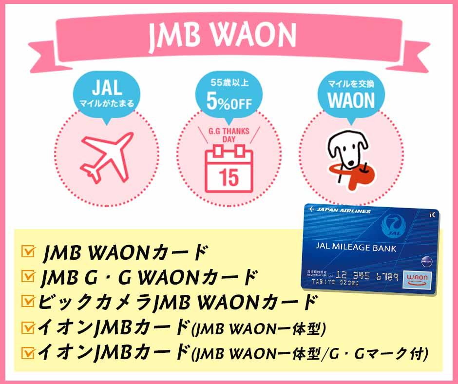JMB WAON